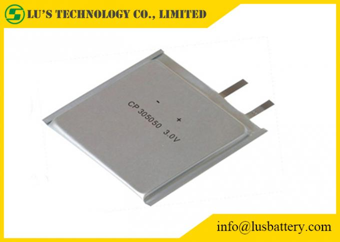 Customized Capacity High Temperature Lithium Battery For Power Bank