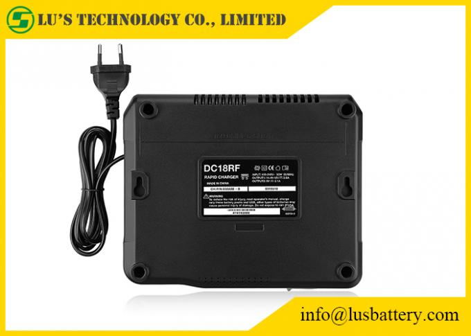 DC18RF DC18RA Li-ion Battery Charger with LCD Screen 3.5A Makit 14.4V 18V BL1830 BL1815 DC18RC 3