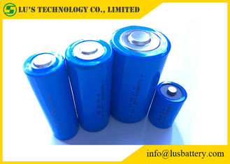 High Energy Density Lithium Thionyl Chloride Battery Packs Long Operating Time lisocl2 batteire 3.6v primary lithium cel