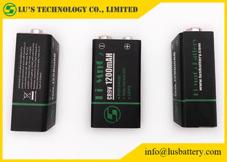 China CR9V P U9VL JP Square Lithium Battery For Metering Systems / Utility Metering supplier