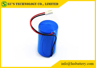 China ER34615M Lithium Battery , 3.6V 13.0Ah Lithium Primary Battery Size D  supplier