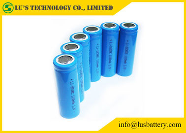 China Multi Function Lithium Iron Phosphate Battery ICR16500 3.7V 1100mAh Capacity supplier