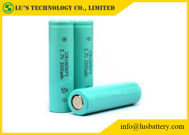 Customized Color ICR 18650 Battery 3000mah 3.7V 3000mah Lithium Ion Battery