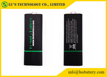 CR9V High Performance LiMnO2 Battery 9v 1200mah Thin Cell For Alarm System