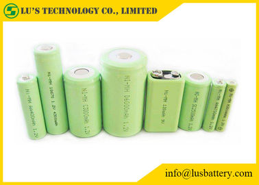 NIMH Rechargeable 9 Volt Nickel Metal Hydride Battery OEM / ODM Welcome