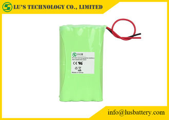 China Low Self Discharge Nickel Metal Hydride Battery Pack AA1300mah 9.6V supplier