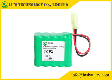 China 600mah Capacity AAA  NIMH Battery Pack / AAA NIMH Batteries Rechargeable supplier