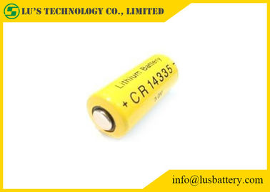 China Long Shelf Life 2 3 Aa Lithium Battery / Non Rechargeable Battery CR14335 800mah supplier