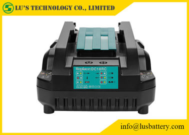 Customized Label MAKIT Chargers 14.4V-18V Li - Ion Battery DC18RC DC18RA Replacement 4A Li-Ion Battery Charger 240V
