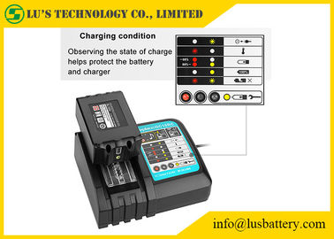 14.4V 3A Lithium Ion Charger DC18RC DC18RA For BL1830 BL1840