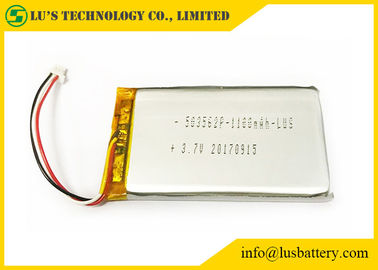 China Environmental 503562 Rechargeable Lithium Polymer Battery Long cycle life distributor