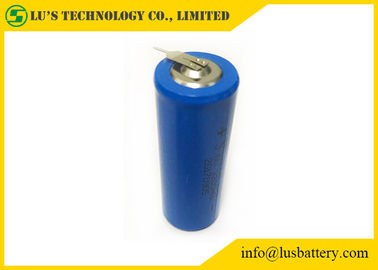 China ER18505M 3.6V 3200mAh Lithium Thionyl Chloride Battery LiSoCl2 Power Type distributor