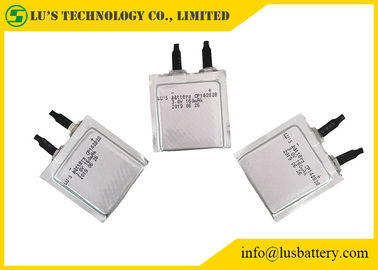 China CP142828 3.0 V Lithium Battery 150mah High Safety For ID Card RFID Batteries distributor